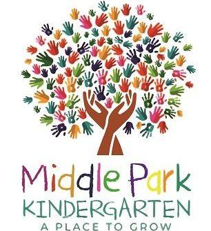 Middle Park Kinder 2 line text